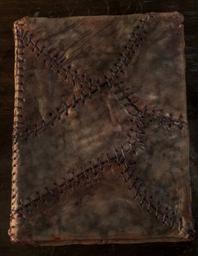 Demonskin Spellbook