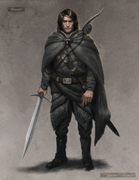 NPC:  Iraco the Headman of Hirot