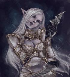 Sidestory: Lightning / Red (Minerva Jantranna)