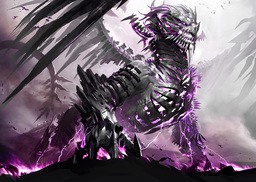Tar'Pen the Obsidian Dragon