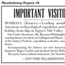 Nyarlathotep Papers #6
