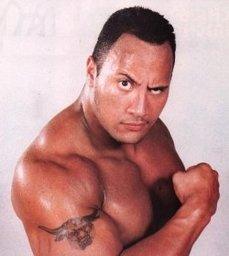 "Darak ""The Boulder"" Perrywinkle - The Wrestler"