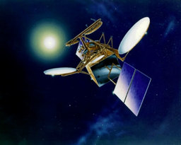 "HPG Coms Satellite ""Lost Echo"""