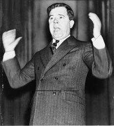 "Senator Huey Long ""The Kingfish"""