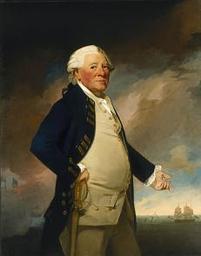 Vice Admiral Loyde Cheoptrau