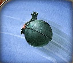 Ion grenade
