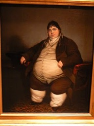 Hapless Fat man