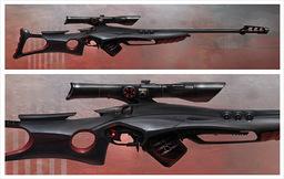 Chiron- Bio Rifle