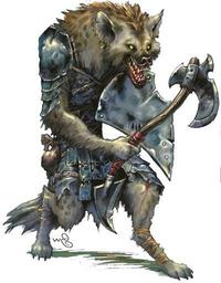 Gnoll Scout