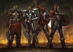 The Four Captains