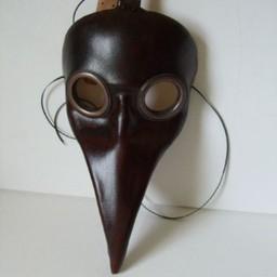 Plague Mask