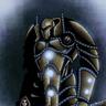 Ivard Kazzmeritine (In Golem Armor)