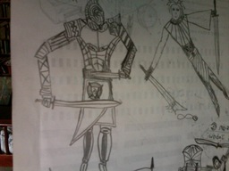 Knight-Lt. Aillan'si Mak'Erenn
