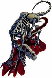 Revived Fossil Megaraptor