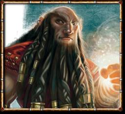 Hildor the Stormcaller