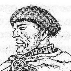 Fortis filius William Fireheart of House Flambeau