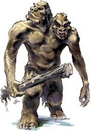 Banefell the Ettin