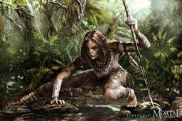 Alni, Daughter of Tudhor