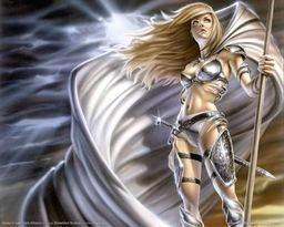 The White Sorceress