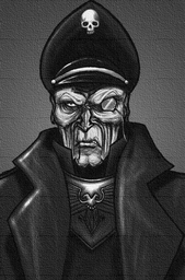Commissar Black
