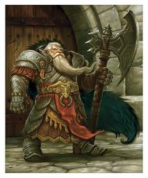 Ozrik Copperbeard (R.I.P)