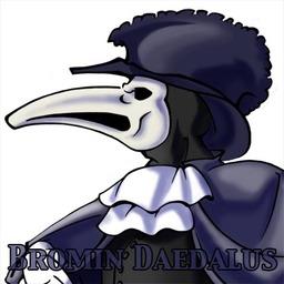 Senior Headmaster Bromin Daedalus