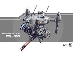 Komatsu-Robotics: Gulf Drone