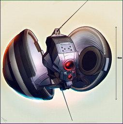 Komatsu-Robotics: Utility Drone