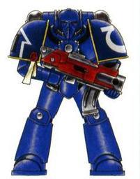"""Mk 4 """"Maximus"""" Armor"""
