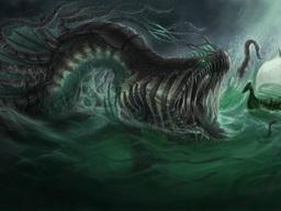 Ancient Sea Serpent