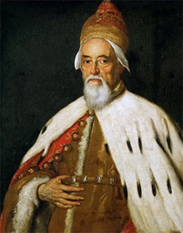 Doge Antonio Contarini