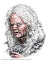 Jadrenka the crone