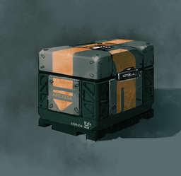 Cargo Bin (S-Type)