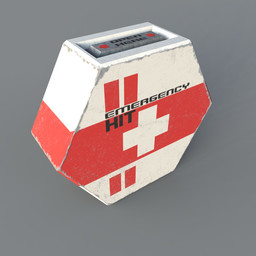 Cryopod Emergency Kit
