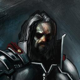 High Sword Turik Bloodhelm