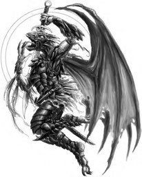 Zardrix, The Wrath of Shadow, The Shadow's Dragon