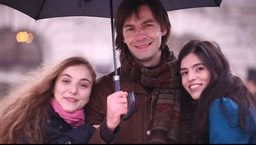 Carl, Amelia and Catelyn