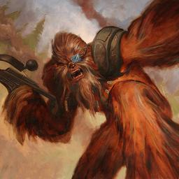 Zalban the Wookie