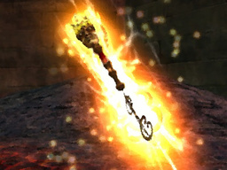 Wand of the Golden Legion