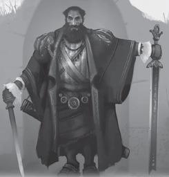 King Baird Cathor II