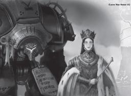 Queen Ayn Vanar XI