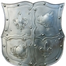 Boar's Head Shield