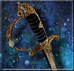 Zeb's Warden Sword