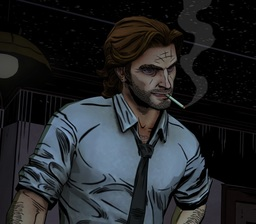 Detective Charlie Waage