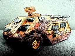 Chariot-Pattern Centaur Armored Half-track