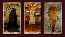 Madam Eva's Tarot Cards
