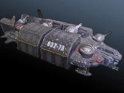 Military Bulk Lander