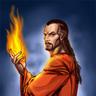 Talath Dolfinly Magus of the Arcane Order,