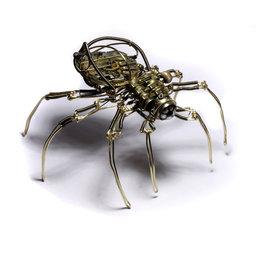 """Metal Spider"""