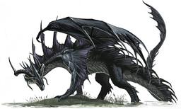 Apsu the Black Venom
